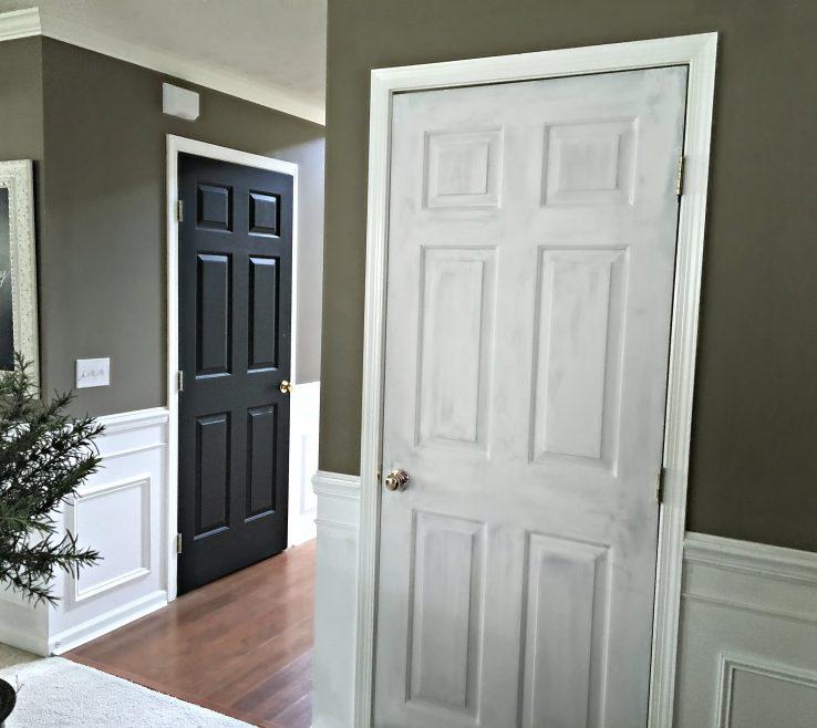 Amazing Black Interior Doors Of Garage Doors Glass Doors Sliding
