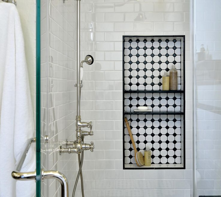 Amazing Modern Bathroom Shower Of Recessed Lighting Design With Tile Ideas