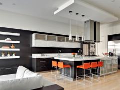 Orange Interior Design