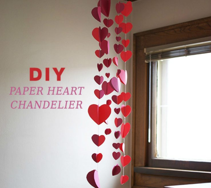 Amazing Valentine Room Decorations