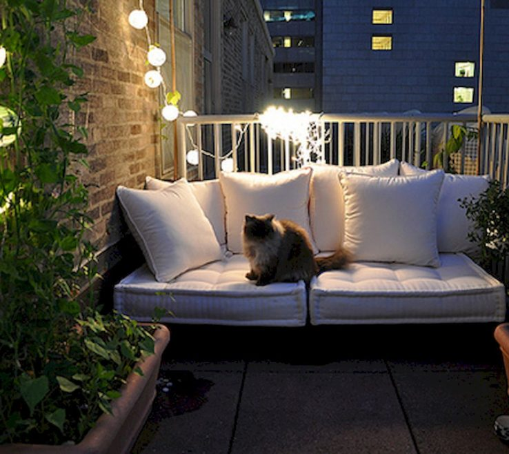 Apartment Balcony Furniture Ideas Of 40 Relaxing Decorating