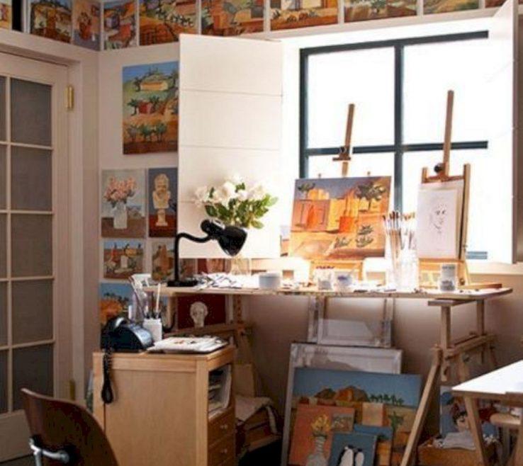 Art Studio Ideas Of Home Design Idea