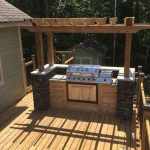 Artistic Bbq Grill Design Ideas Of 45+ Awesome For Your Patio #bbq #bbqrecipes