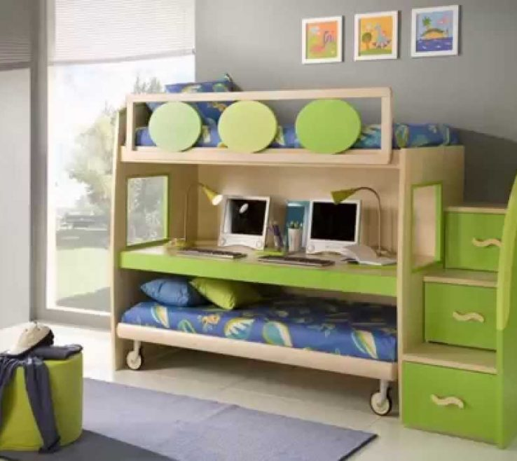 Artistic Beds For Small Spaces Of Perfect