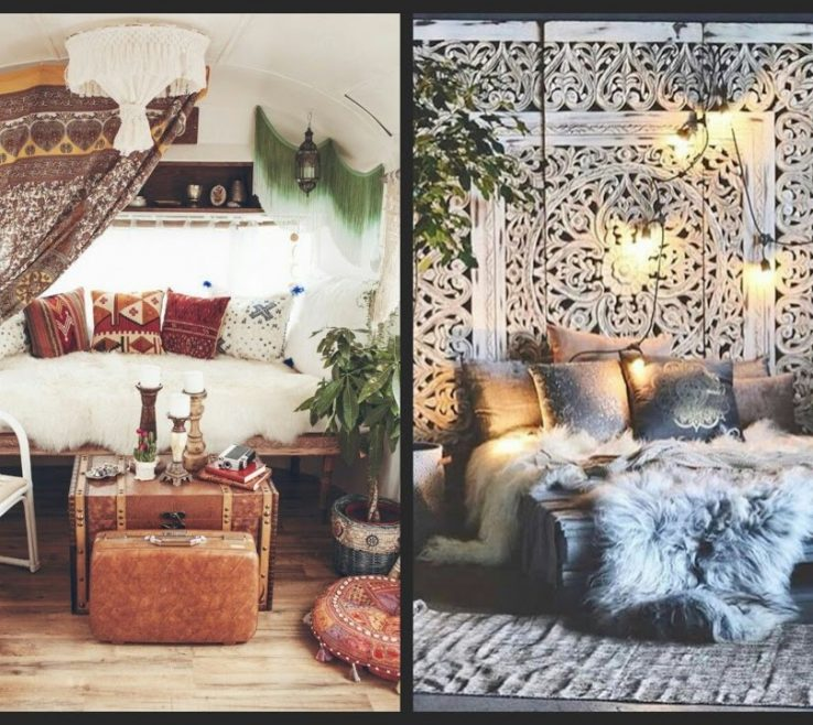 Artistic Bohemian Modern Decor Of Home Ideas Boho Chic Interior Inspiration