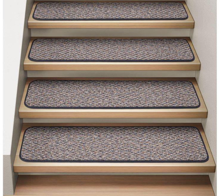 Artistic Cheap Stair Tread Ideas Of Carpet Treads Image