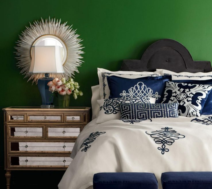 Artistic Decorating With Green Of Pictures Of Emerald Spaces | Color Palette