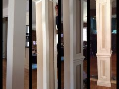 Indoor Column Ideas