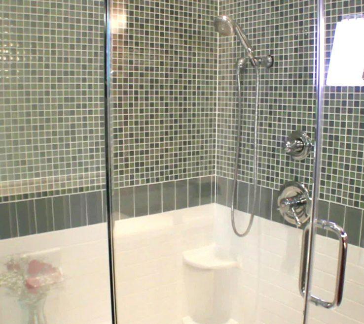 Artistic Modern Bathroom Shower