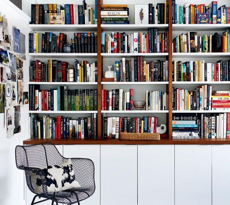 Astonishing Bookshelves Library Style Of Bookshelf With Dark Open Uppers And White