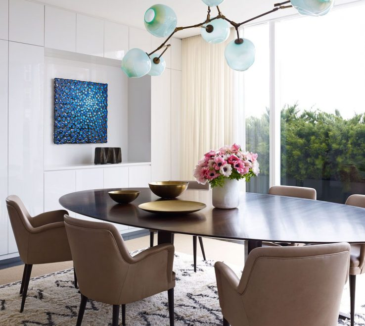 Astonishing Modern Dining Table Centerpieces Of 25 Room Decorating Ideas Contemporary Room