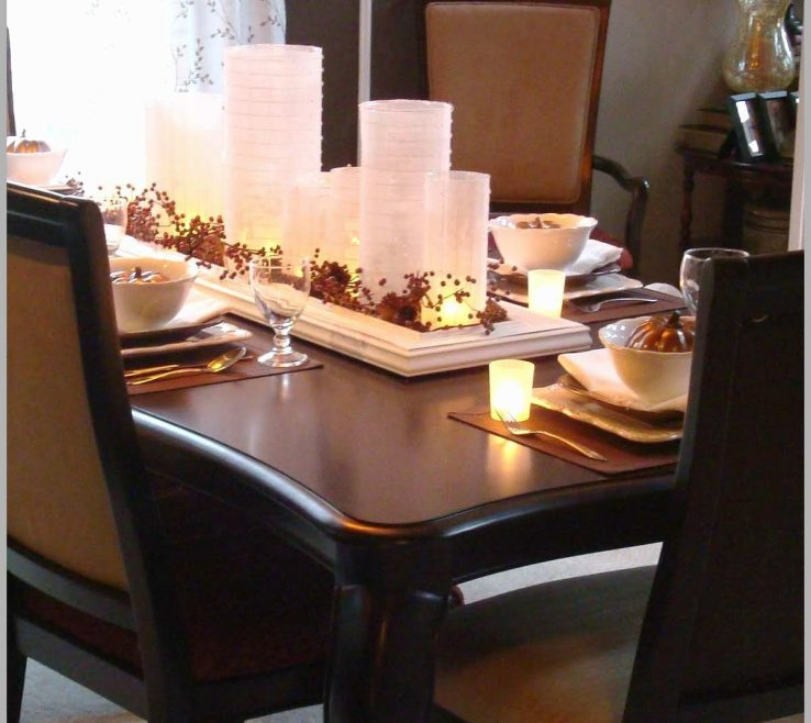 Astonishing Modern Dining Table Centerpieces Of Nice Wood With New Decorating Ideas Nice