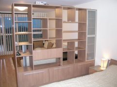 Cabinet Room Dividers