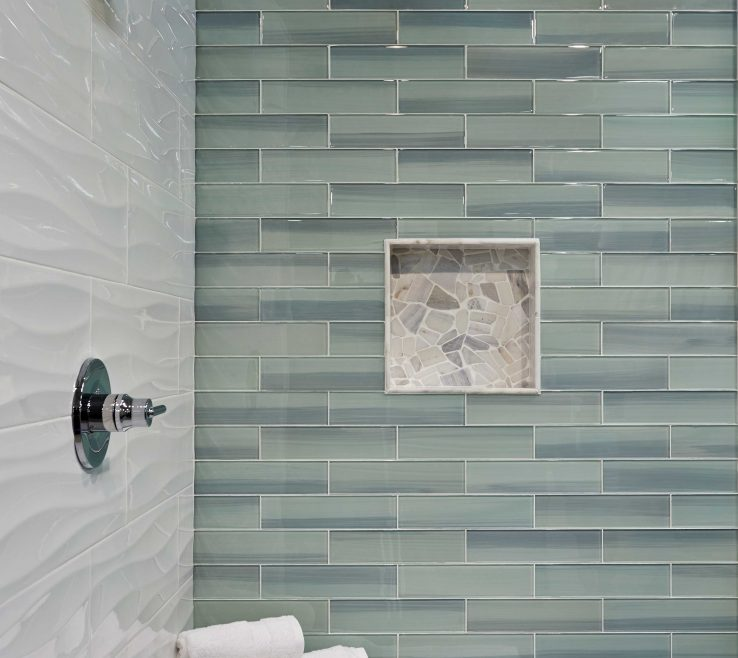 Astonishing Shower Surround Tile Ideas Of Bathroom Wall New Haven Glass Subway