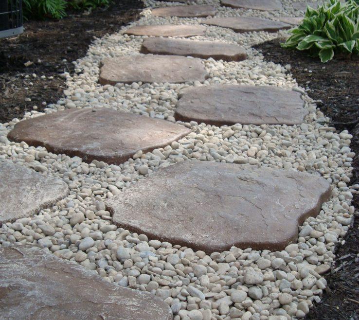 Astonishing Stone Rocks For Garden Of Landscaping I Did E Edging