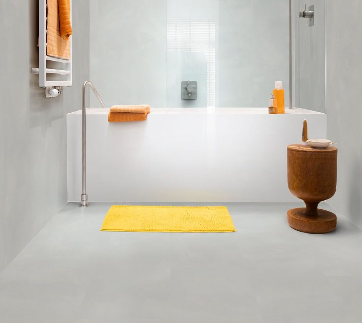Astonishing Vinyl Flooring Modern Of This Gives A Bathroom A Great Professional