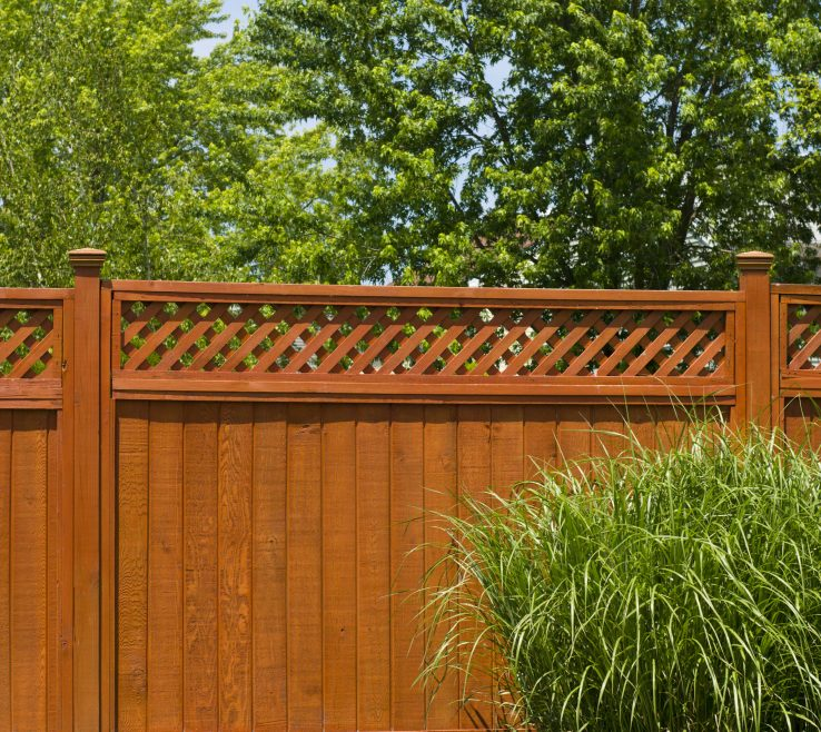 Astounding Wood Fence Designs Of Wood Fence Paint
