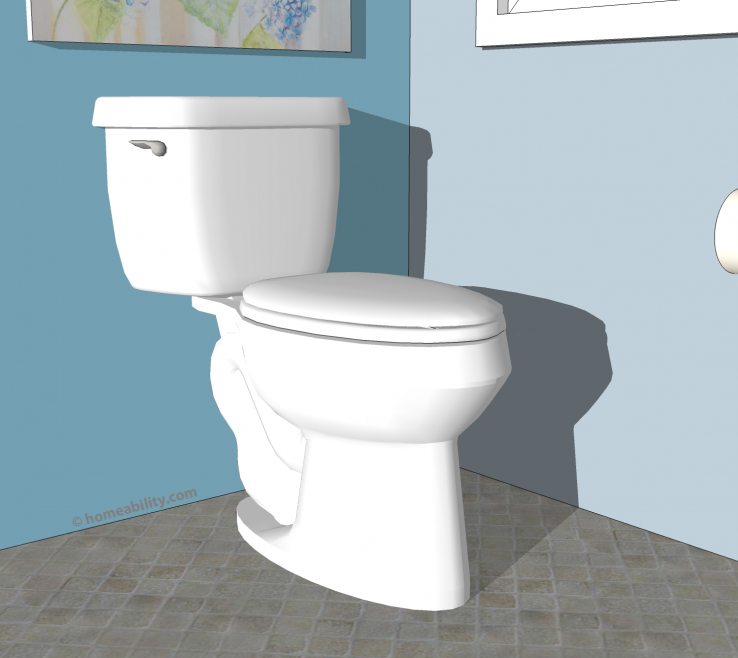 Attractive Bathrooms For Disabled Persons Of Handicap Accessible Toilet Homeability