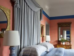 Blue Gray Decor