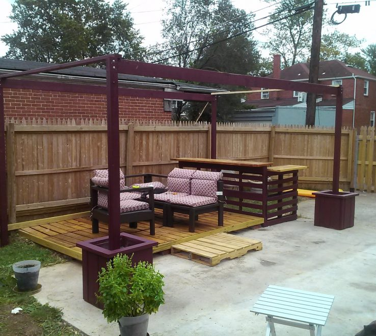 Attractive Diy Outdoor Daybed With Canopy Of Ideas:ana White Projects Ideas Ravishing Gallery