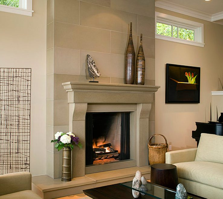 Attractive E Fireplace Designs Of Image Of: Modern Design Ideas