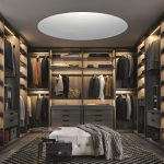 Attractive Master Bedroom Closet Designs Of Large Walk In Ideas