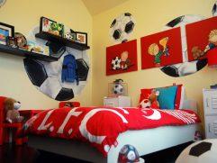 Boys Room Sports Theme