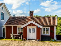 Cottage Paint Color Schemes