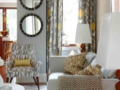 Decorating With Yellow And Red