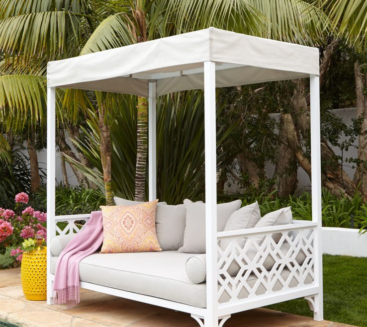 Awesome Diy Outdoor Daybed With Canopy Of Furniture: Cozy Ing — Www.review