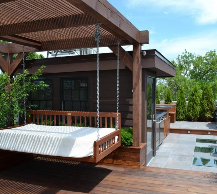 Awesome Diy Outdoor Daybed With Canopy Of Image Of: