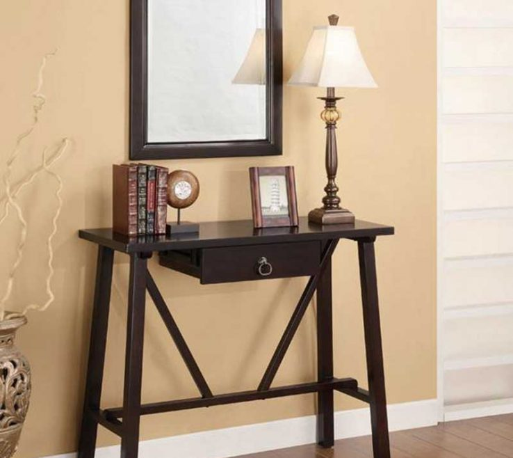 Awesome Entrance Hall Tables For Sale Of Image Of: Photo Of Hallway Table