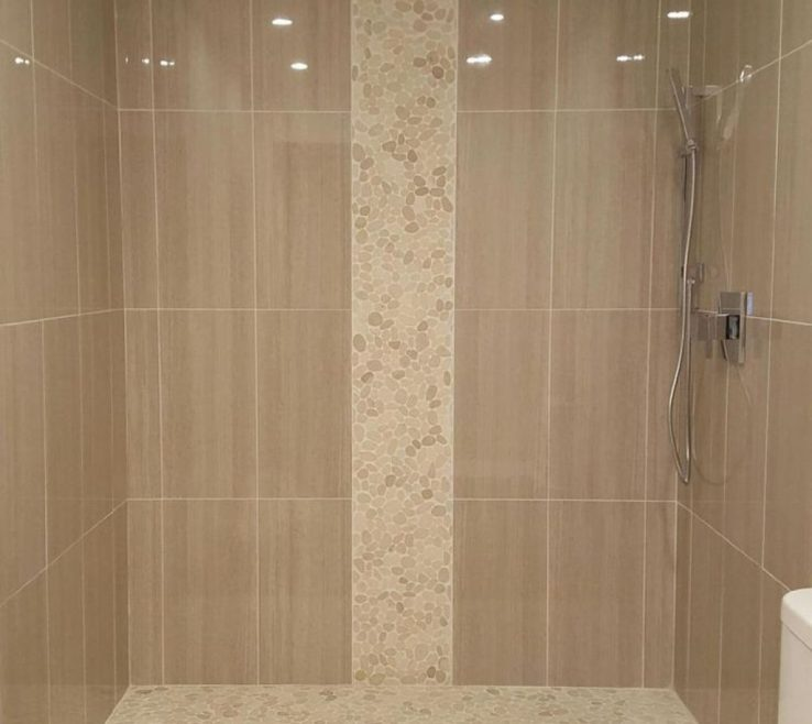 Awesome Modern Bathroom Shower Of 30 Unique Floor Tile Ideas: Tile Designs