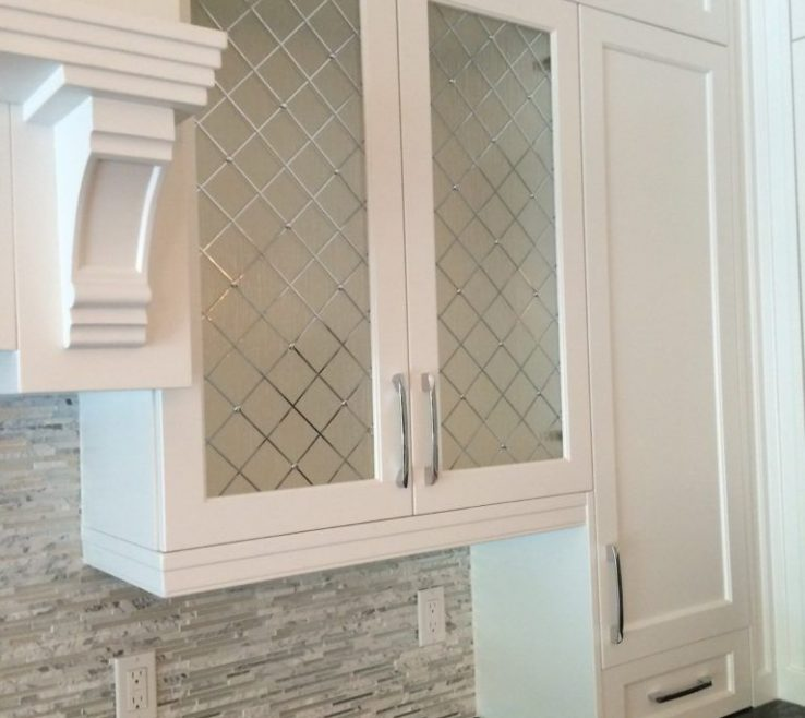 Awesome Stained Glass Kitchen Doors Of Decorative