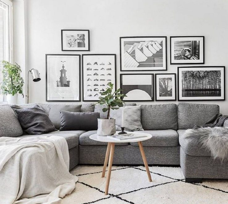 Awesome Swedish Decorating Ideas Of Cool 35 Inspiring Scandinavian Living Room Design