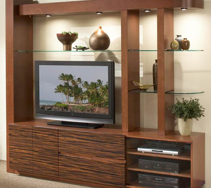 Awesome Wall Units Designs For Living Room Of Livingroom : Top Outstanding Modern Style Latest