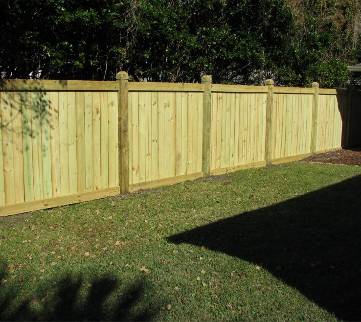 Awesome Wood Fence Designs Of Privacy