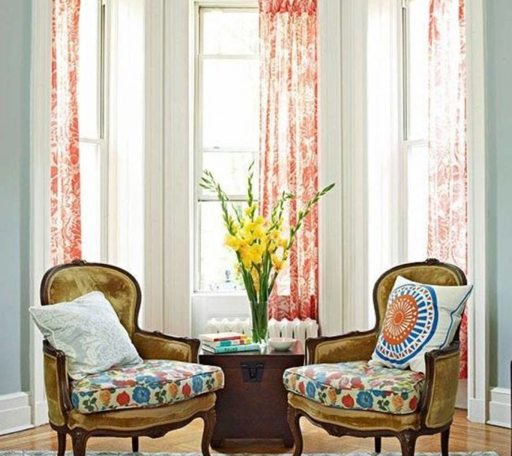 Bay Window Furniture Of Full Size Of Home Improvement, Big Decorating