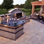 Bbq Grill Design Ideas Of Brick Pit