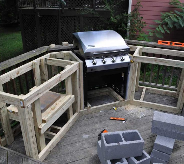 Bbq Grill Design Ideas Of Full Size Of Decorating Kitchen Designs Built