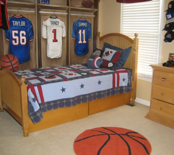 Beautiful Boys Room Sports Theme Of Full Size Of Decor Tips:rock Music Design
