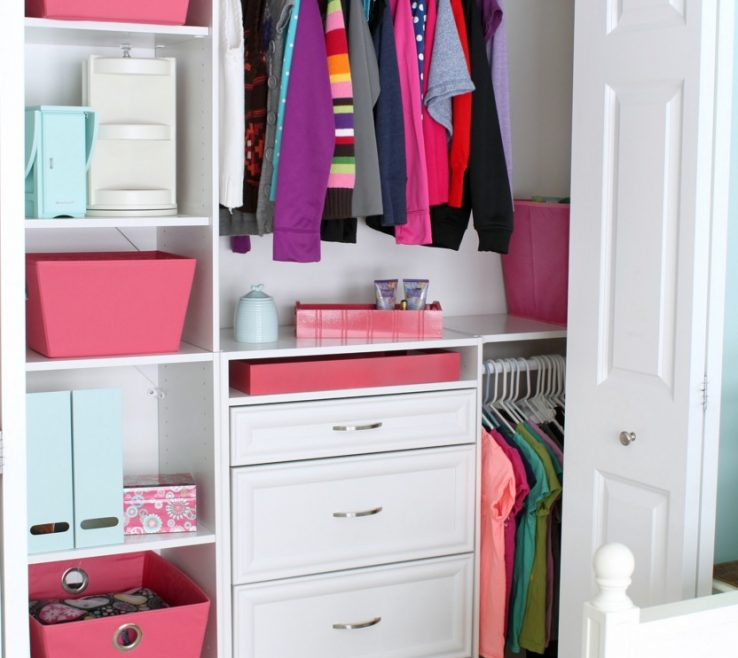 Beautiful Closets Organization Ideas