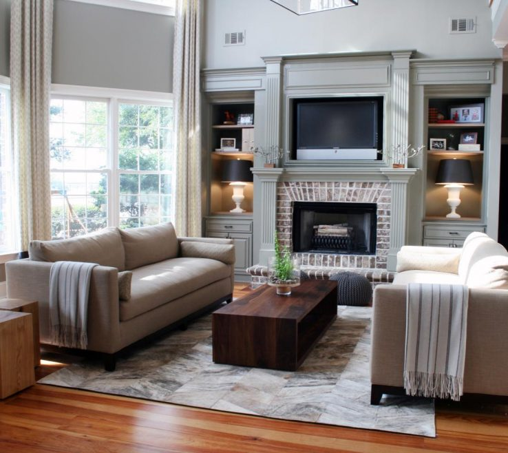 Beautiful Modern Decorating Living Room Of Related To: Themes Design Styles Transitional Style.