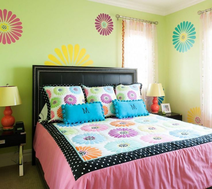 Beautiful Paint Colors For Teenage Girl Room Of Room Color Ideas For Teenage Girls Teen Room Furniture Set For Girls
