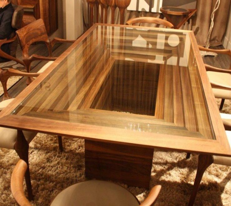 Best Wood For Furniture Of Savoy Collection Dining Table |