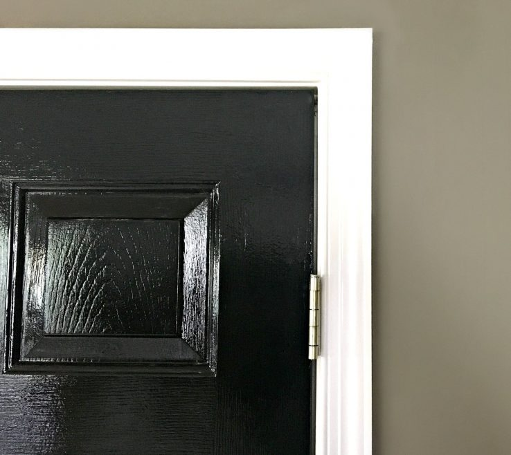 Black Interior Doors Of Door High Gloss By Snazzy Little Things