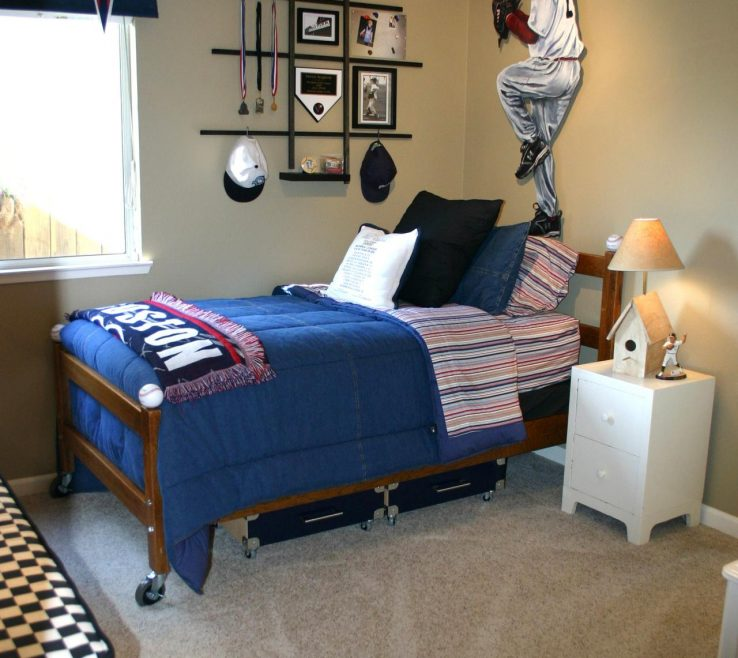 Boys Room Sports Theme Of Wonderful Ideas With Baseball Themes Equipped
