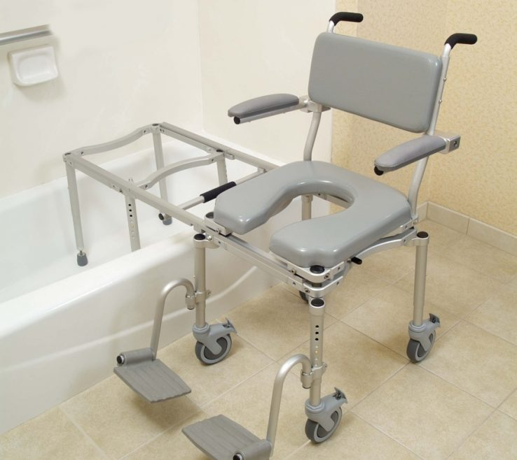Brilliant Bathrooms For Disabled Persons Of Sliding Bathtub Transfer Bench