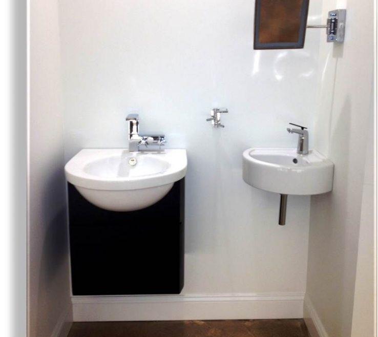 Brilliant Corner Pedestal Sinks For Small Bathrooms Of Best Of Interior Bathroom Vanity With Sink