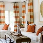 Brilliant Curtains With Orange Walls Of Full Size Of Modern Kitchen:images Of Kitchens
